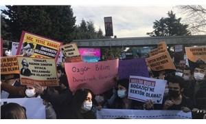GSF ve Konservatuvar öğrencilerinden Boğaziçi'ne destek: #DireneceğizVanyaDayı