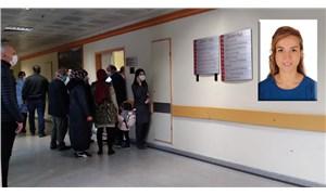 Rize'de bir erkek, Meltem Puşuroğlu isimli doktora orakla saldırdı