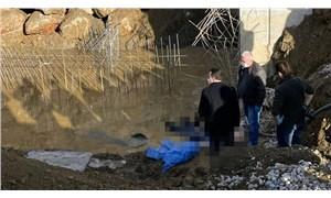 İnşaatta biriken suyu boşaltmak isterken elektrik akımına kapılıp, yaşamını yitirdi