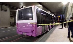 İETT otobüsünü çalan şüpheli tutuklandı