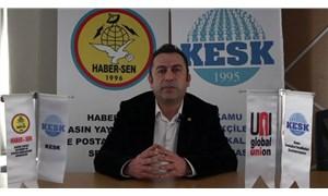 Mahkeme, Haber-Sen Genel Sekreteri Damatoğlu'nun sürgün edilmesine dur dedi