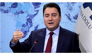 Ali Babacan'dan yeni anayasa çıkışı: Gerçekçi görmüyoruz