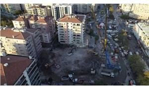 CHP'li Bakan'dan çağrı: Depremde yıkılan Rıza Bey Apartmanı park olsun
