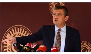 CHP'li Özel'den AKP'li Özkan'ın 'Yeniden Kuruluş Anayasası' açıklamasına tepki