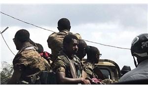 Etiyopya ordusu sivilleri katlediyor