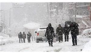 Meteoroloji'den Batı Karadeniz için yoğun kar yağışı uyarısı