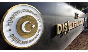 ABD Büyükelçisi Dışişleri Bakanlığı'na çağrıldı!