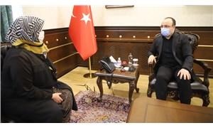 """Erdoğan'a """"Açım"""" diyen yurttaşı, 'durumu toparlamak' için Valiliğe getirdiler"""
