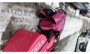 İstanbul'da 1 gecede 10 motokurye kaza yaptı: Kâr hırsı kar kış tanımıyor