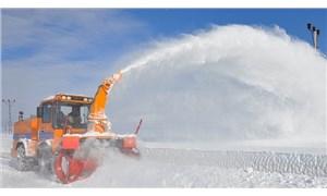Meteoroloji'den 7 il için yoğun kar yağışı uyarısı