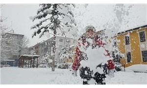 5 ilde yüz yüze eğitime kar engeli