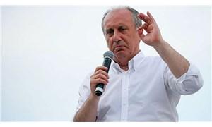 İnce: CHP oylarımı bölmezse gelecek seçimde iktidarım