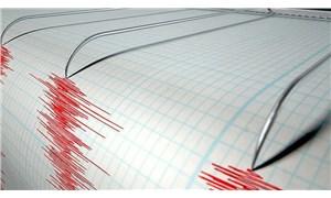 İzmir'in Karaburun açıklarında 4 büyüklüğünde deprem