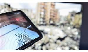 Dersim'de 4,1 büyüklüğünde deprem