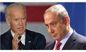 Biden, Netanyahu'yla görüştü