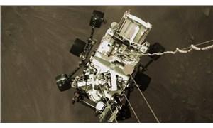 NASA'nın uzay aracı Perseverance, Mars'tan yeni fotoğraflar yolladı