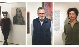 65 sanatçının eserleri tek sergide buluştu