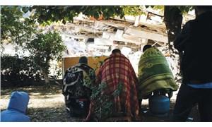 Depremzedeler destek bekliyor