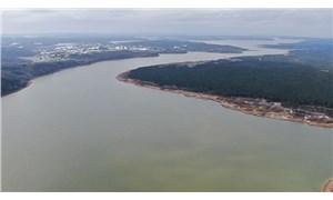 Barajlardaki su seviyesi yüzde 51.33'e yükseldi