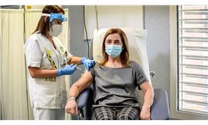 Pfizer'ın koronavirüs aşısının yaygın kullanımı bir ülkede daha onaylandı