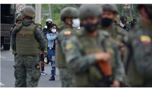 Ekvador'da 3 ayrı kentte cezaevlerinde isyan çıktı: En az 50 mahkum öldürüldü