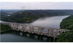 İstanbul'da baraj doluluk oranlarında son durum: Yüzde 53,14