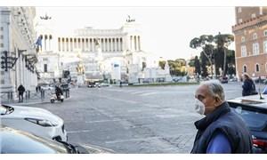 İtalya'da son 24 saatte 16 bin 424 Covid-19 vakası tespit edildi