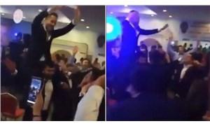 AKP Gençlik Kollarının Hatay kongresinde tepki çeken görüntüler: Davullu zurnalı eğlence yapıldı!