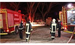 Denizli'de restoranda yangın çıktı: 3 kişi öldü