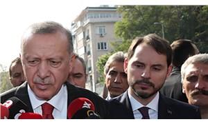 """""""Erdoğan, Berat Albayrak'ı savununca TL'nin yükselişi durdu"""""""