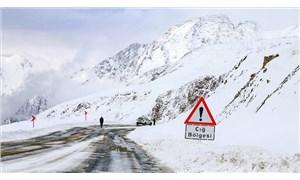 Meteoroloji'den 4 il için çığ, buzlanma ve don uyarısı