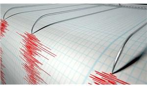 Muş'ta 4.3 büyüklüğünde deprem