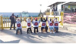 Ücretsiz izne karşı direnen Migros işçileri, Kod 29 ile işten çıkarıldı