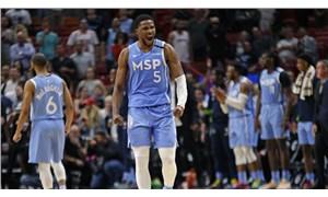 NBA'de Malik Beasley'e 12 maç ceza