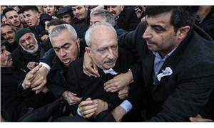 Çubuk'ta Kılıçdaroğlu'na saldıran 21 kişiye dava açıldı