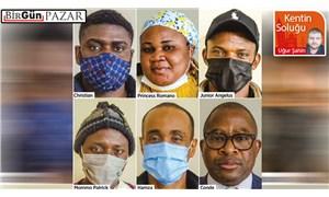 Afrikalı siyah göçmenler anlatıyor: Sınırı geçenler haklı çünkü toplum bizi kabul etmiyor!