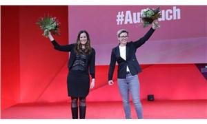 Almanya'da sol kadınlara emanet