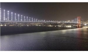 Boğaziçi Köprüsü'nde intihar girişimi: İkna çalışmaları sürüyor