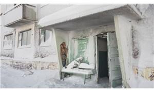 Buz ve karla kaplı şehir: Vorkuta