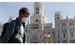 İspanya'da Covid-19 nedeniyle son 3 günde 467 kişi hayatını kaybetti