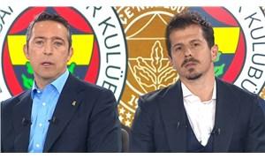 Ali Koç ve Emre Belözoğlu, PFDK'ye sevk edildi