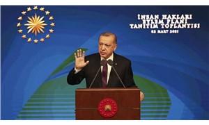 Erdoğan, 'İnsan Hakları Eylem Planı'nı açıkladı