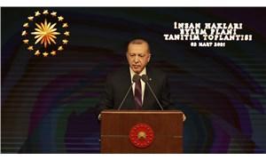 Erdoğan, 'İnsan Hakları Eylem Planı'nı açıklıyor
