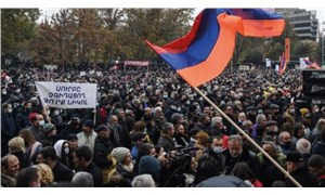 Erivan'da yüksek gerilim