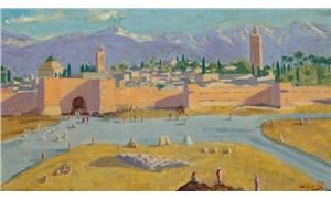 Eski İngiltere başbakanı Churchill'in 1943 yılında yaptığı tablo 7 milyon sterline satıldı