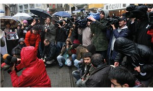 Gazeteciler bu hafta da mahkeme koridorlarında