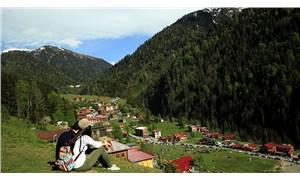 Rize Valisi: Ayder Yaylası'ndaki katlı otopark tamamen dağın içine yerleştirilecek