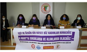 Sendika ve meslek örgütü üyesi kadınlar: 8 Mart izin günü olmalı