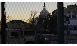 """ABD Kongresinde """"baskın tehdidi"""" gerekçesiyle güvenlik önlemleri artırıldı"""