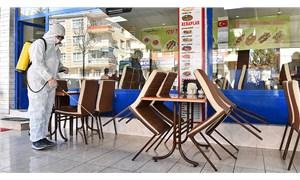 Ankara Büyükşehir'den esnafa hijyen ve işgal harcı desteği